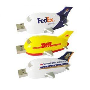 chiavetta_usb_personalizzata_lavoro_forma_aereo_D-102_vivared_loghi