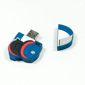 USB a forma di cuffia