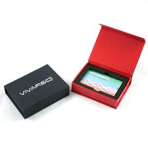 Confezione_cartoncino_nera_rossa_chiavi_USB_Black_gift_box_vivared