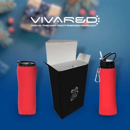 miniatura offerta idea regalo rosso r-101 vivared